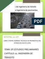 Estudios de Transito NL Mex