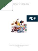 Informasi Penggunaan Obat Obatan