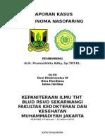 Laporan Kasus III CA Nasofaring