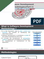 Software Development Methodologies for Custom Software Development Companies - Part 1