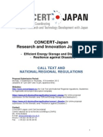 CJ JC Call Text and Regulations_Final