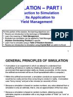 Simulation (Yield Mgmt)