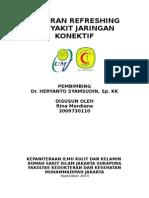 LAPORAN REFRESHING 1- Penyakit Jaringan Konektif