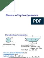 03 Basics of Hydrodynamics