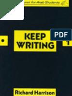 Keep Writing 1