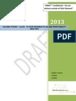 8. Draft Report 051013