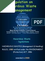 SKAdhikari Hazardous Waste 28.07.2012