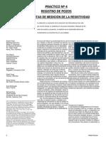 Herramientas de Medición de Resistividad - Práctico 4