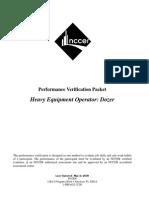 HEO Dozer PV Entire Packet