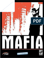 Mafia PC Game Manual