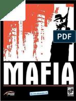 Mafia PC Game Manual