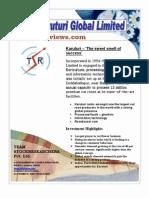 Karuturi Global Ltd.