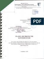 Plan Protectie Interventie Seisme
