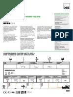 Dse4510 20 Data Sheet