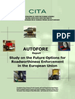 Autofore Final Report