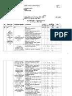 Planificare SPB Xb Corect