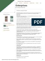 Wakmasters Terrazzo - Terrazzo Laying Process