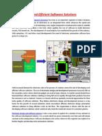 Electronics Design and Development Process at Visionics
