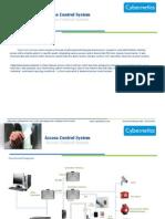 HID Access Control Datasheet