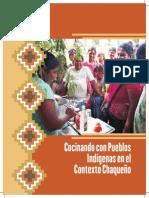 Cocinando Con Pueblos Indigenas (Chaco PY)