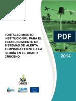 Publicacion Fortalecimiento Institucional en SAT Sequia