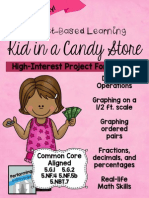 Kid in a Candy Store PBL