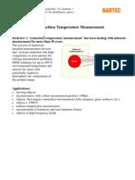 Sensori de Temperatura, Pirometre Thermofil