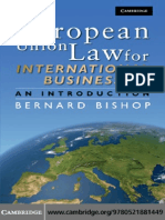 International Trade Law(1)
