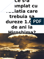 Hiroshima Dupa 65 de Ani EE