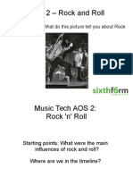 rock and roll aos 2