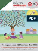 Revista Trabajadores de La Enseñanza. Mayo-junio 2015