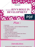 Women_s Role in Development