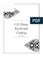 Keyboard Catalog 2009
