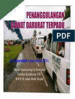 Emd166 Slide Sistem Penanggulangan Gawat Darurat Terpadu