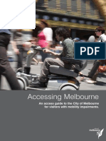 Accessing Melbourne