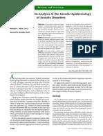Genetic Epidemiology, 2001