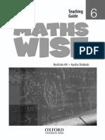6 Standard Math