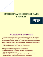 Currency & Interest Rate Futures
