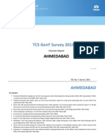 Ahmedabad Specific findings of School Students in TCS GENY Survey 2014-15