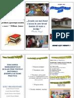 Pliant Cerc Pedagogic PDF
