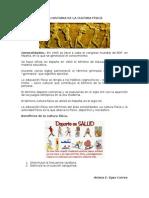 La Historia de La Cultura Física