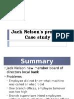 Jack Nelson's Problem