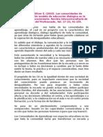 1 Las comunidades de aprendizaje un modelo de educación dialogica en la sociedad del concoieminto.docx