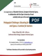 Invitation_Educating for peace_teacher seminar.pdf