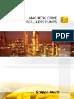 Magnetic Drive SDM