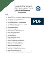 3350-BA 7053 Project Management