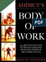 Iron Addict s Body of Work