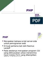 Pengantar PHP.ppt