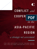 Conflict and Cooperation in the Asia-Pacific Region