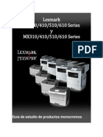 Lexmark MSMX310-61x